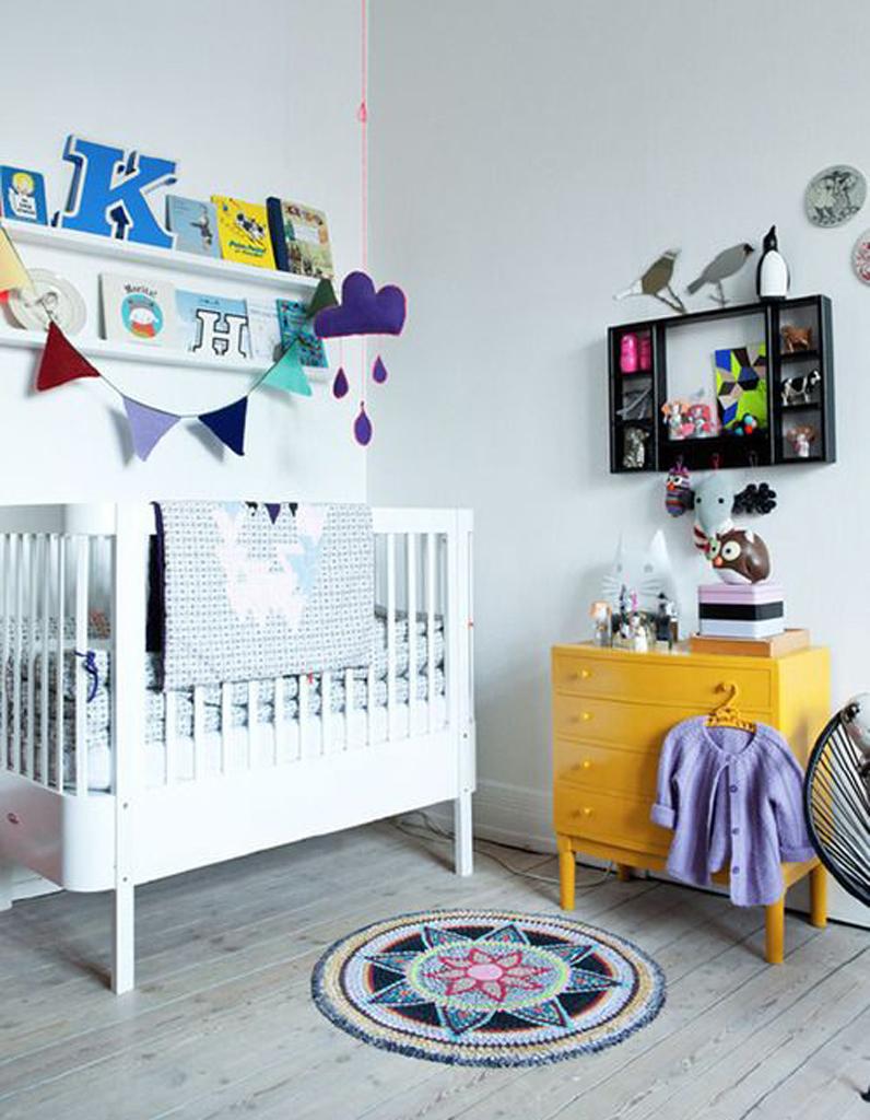 deco chambre bebe mixte. Black Bedroom Furniture Sets. Home Design Ideas