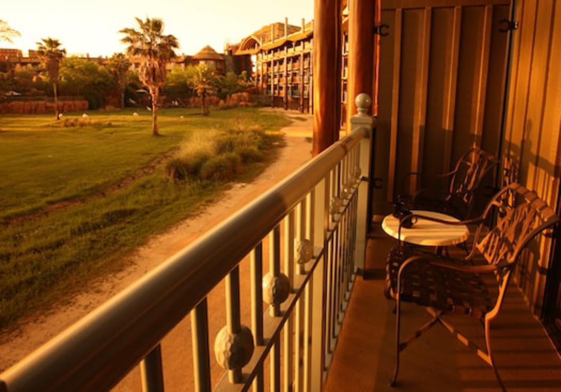 Le Disney's Animal Kingdom Lodge Resort, En Floride