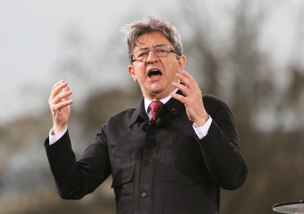 Jean-Luc Mélenchon (La France insoumise) - Les droits des ...