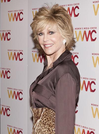 Jane Fonda Beauty Riot