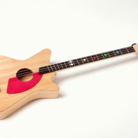 DIY 3-String Guitar For Kids