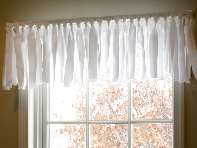 easy simple curtain design for window