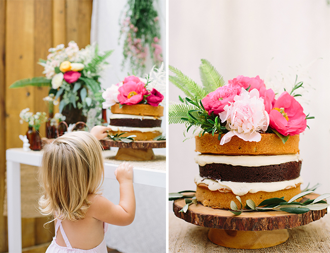 And Baby Brunch Cakes