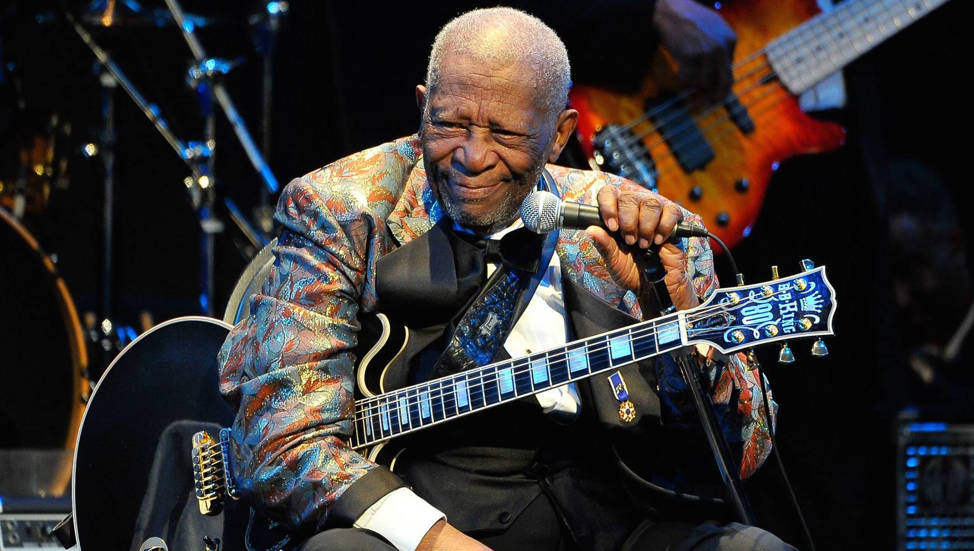 Blues Legend B B King Hospitalised But Is Doing Much