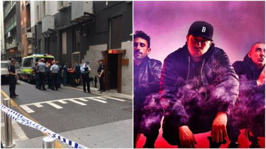 """Image for Gun Used In Bliss N Eso Video Was Prop """"Loaded With Blanks"""", Says Band"""