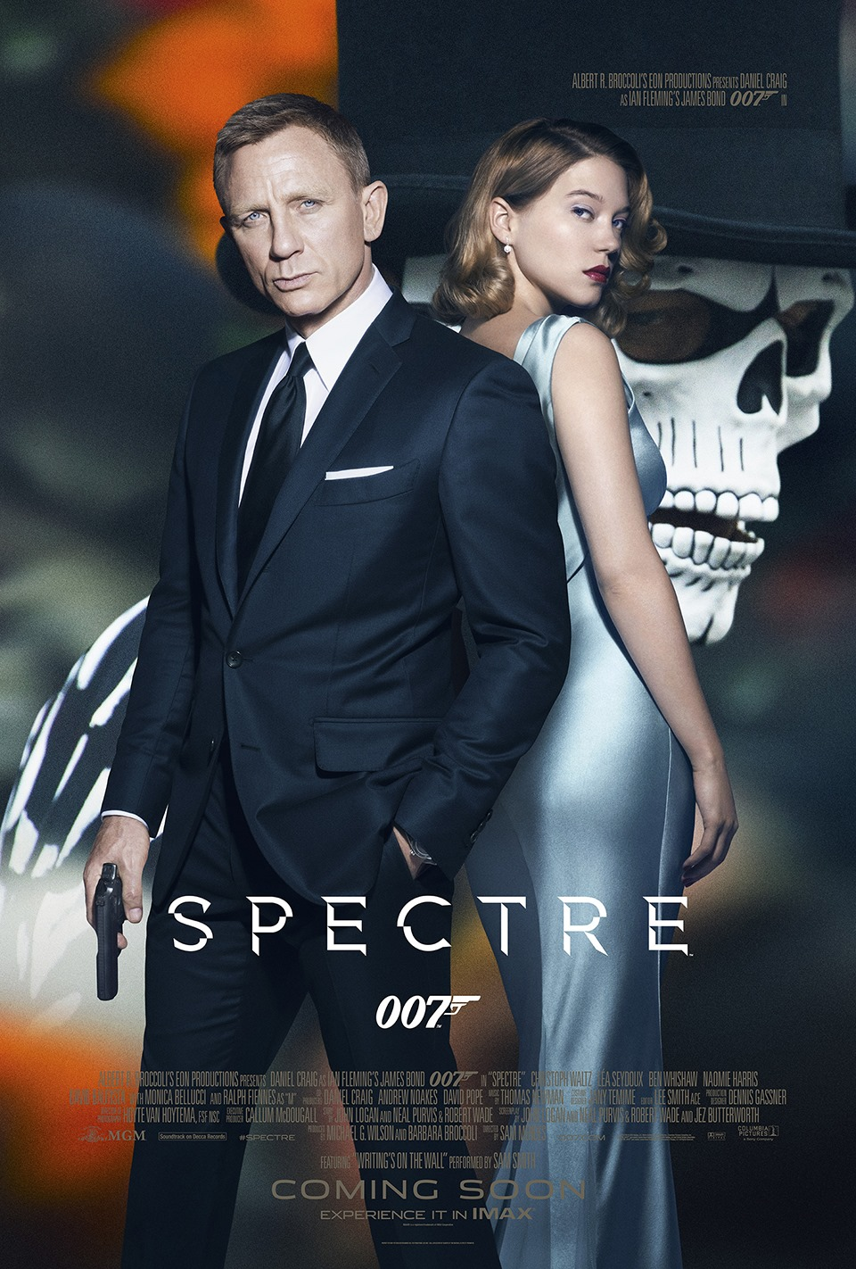 SPECTRE - Film Poster