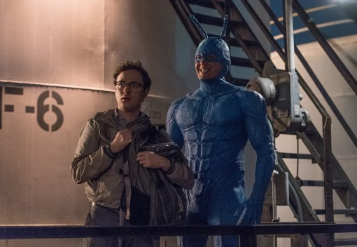 Image result for the tick 2017