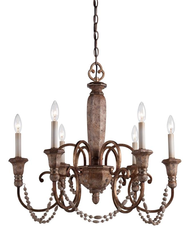 Shown In Pierre Patina Finish