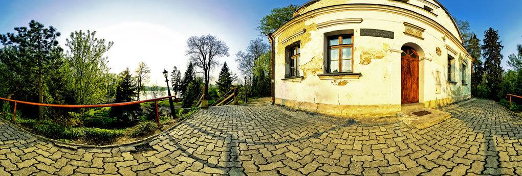 Pałacyk myśliwski w Tarnowie Jeziernym