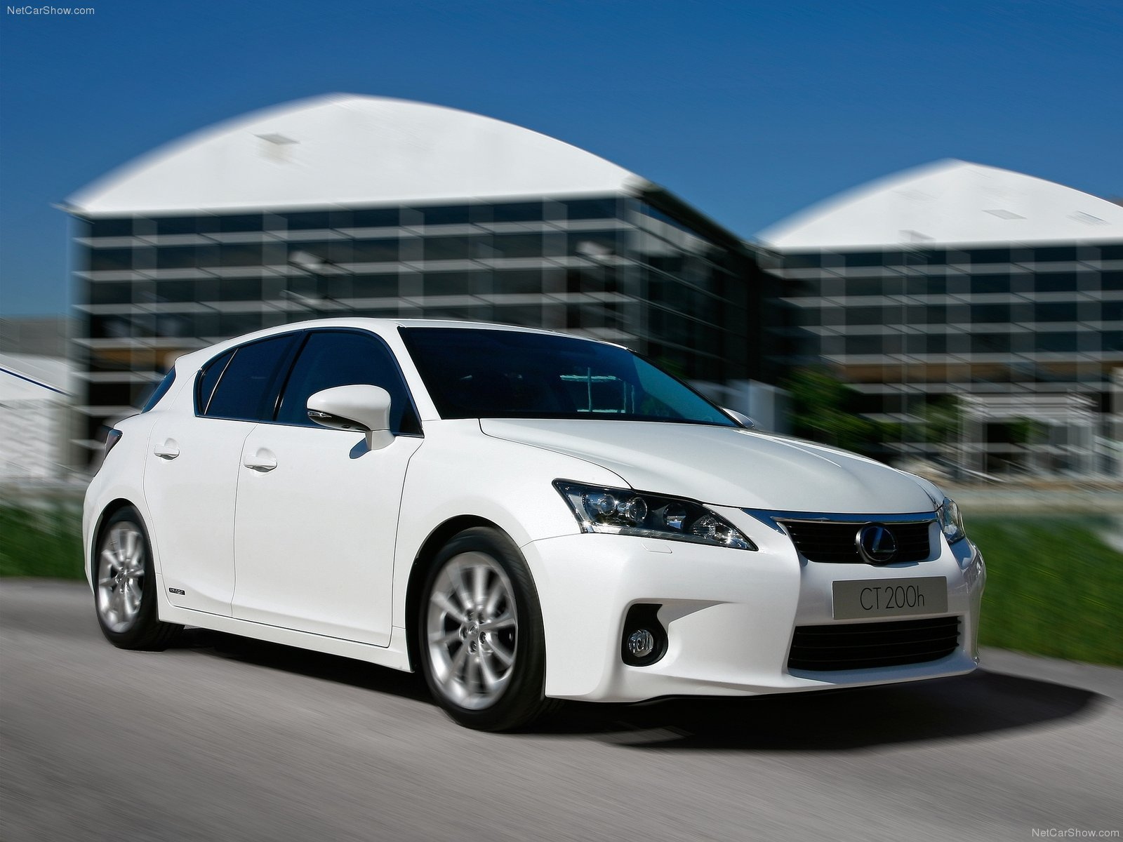 3DTuning of Lexus CT200h 5 Door Hatchback 2011 3DTuning