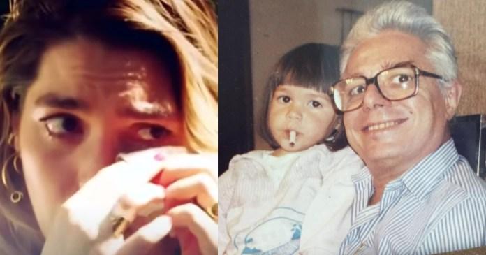 Frida Sofía aseguró entre lágrimas que su abuelo Enrique Guzmán abusó de  ella | ActitudFem