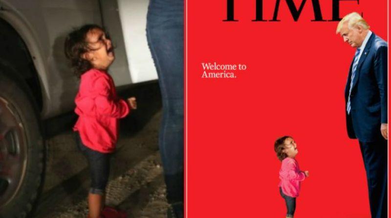 La imagen de una niña aterrorizada, en la frontera de USA: gana el World Press Photo