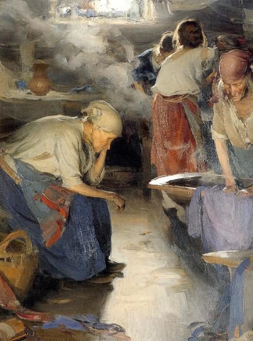 History Of Art Abram Arkhipov