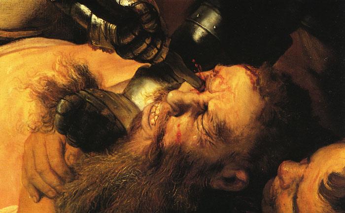 Image result for images of samson taken captive
