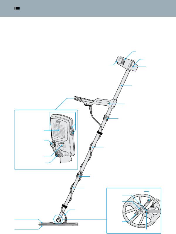 Minelab EQUINOX 600 Metal Detector Instruction manual PDF ...