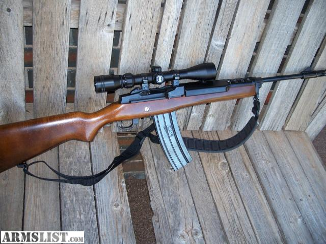 Ranch Rifle Ruger Mini 14 Sling