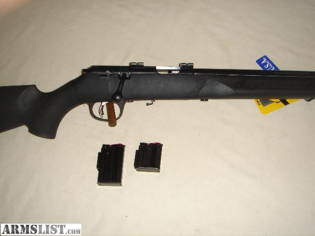 Arms Auto Hmr 17 Alexander Semi