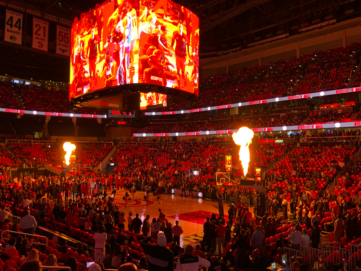 Image result for state farm arena