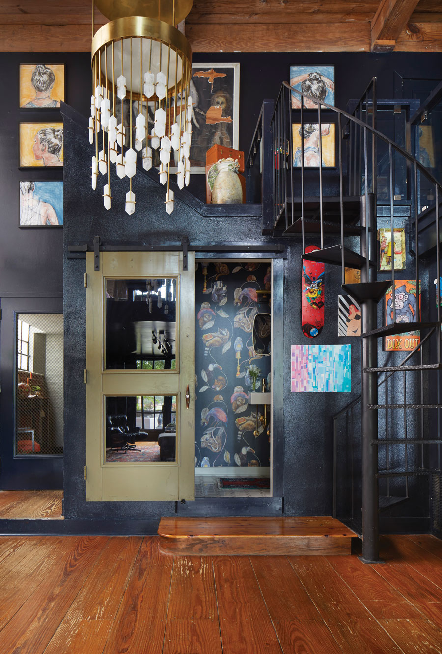 An Atlanta Kitchen Designer Shares Her Hacks For Loft Living With A Family Atlanta Magazine