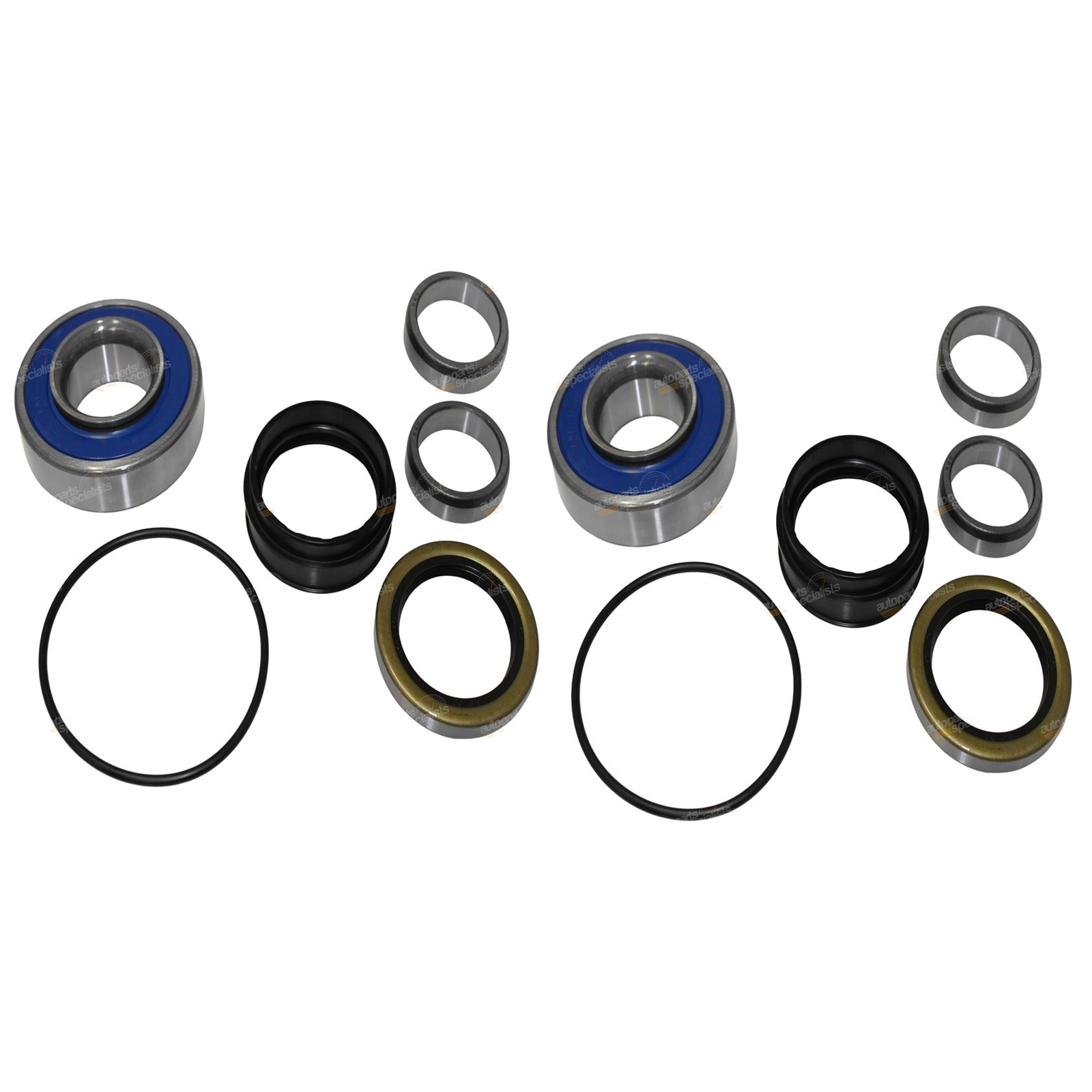 2 Rear Wheel Bearing Kits Suits Toyota Hilux 4x4 Ute 5
