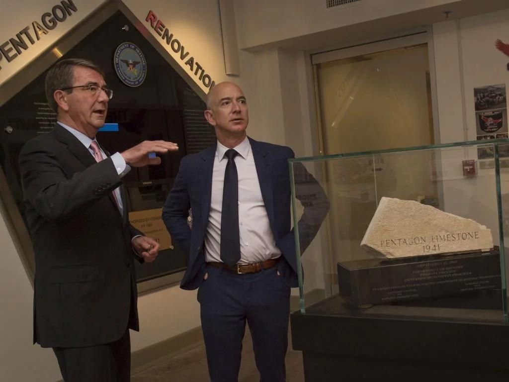 Jeff Bezos Isnt Afraid Of Failing NASDAQAMZN Benzinga