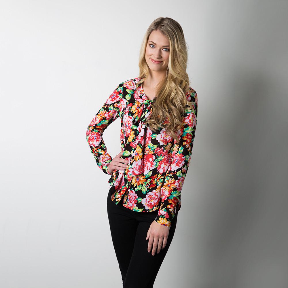 Oakridge blouse by Sewaholic