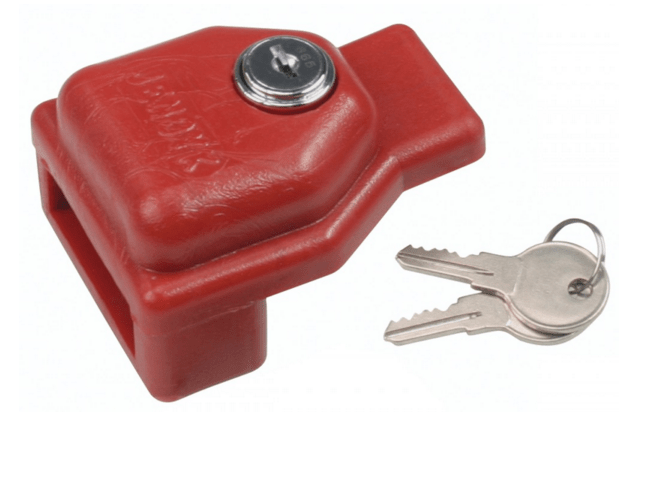 Glad Hand Lockout Devices