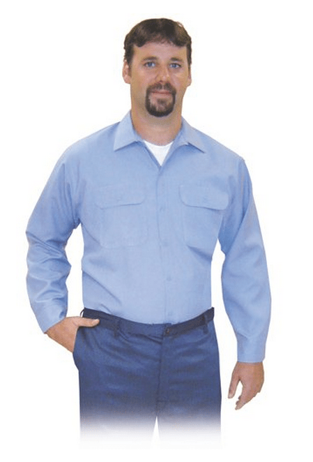 Steel Grip MBU7 9575 Medium Blue Westex Ultra Soft Button ...