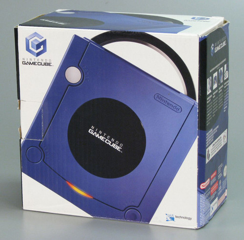 Image result for gamecube original box