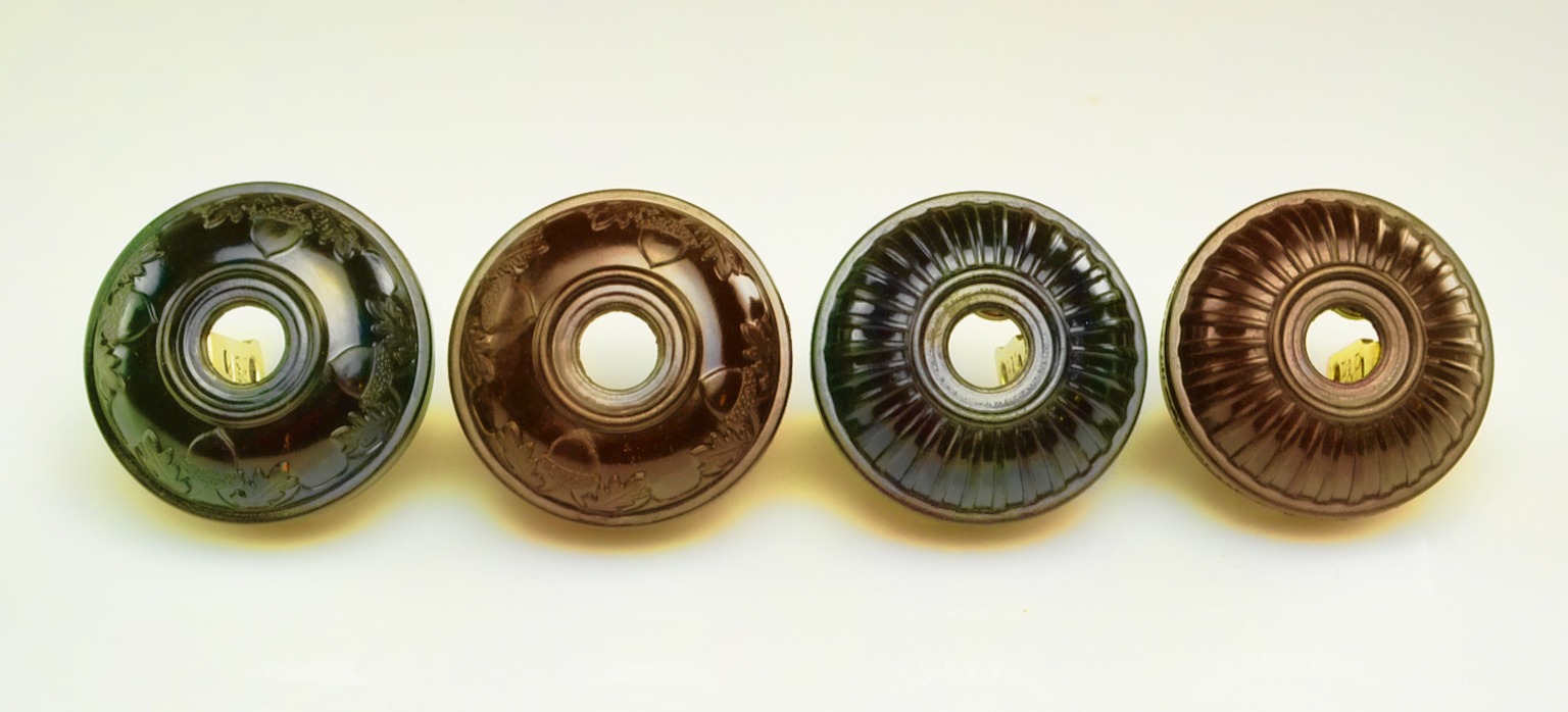 These antique replica mid-century plugs look quite like my excavation.