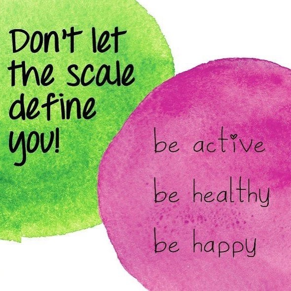 Be Active Be Healthy Be Happy Don T Let The Scale Define You Chair Dancing Fitness International Inc