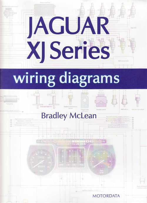 Jaguar XJ Series Wiring Diagrams