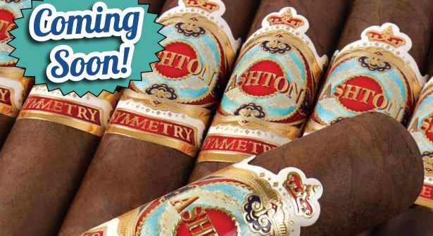 ashton symmetry cigars coming soon to cuenca cigars