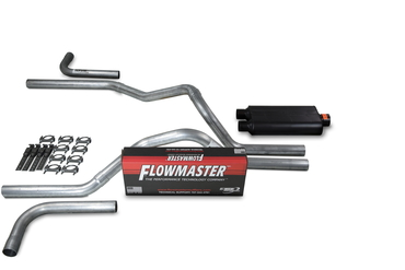 ford f150 f250 dual exhaust kit 2005 2013