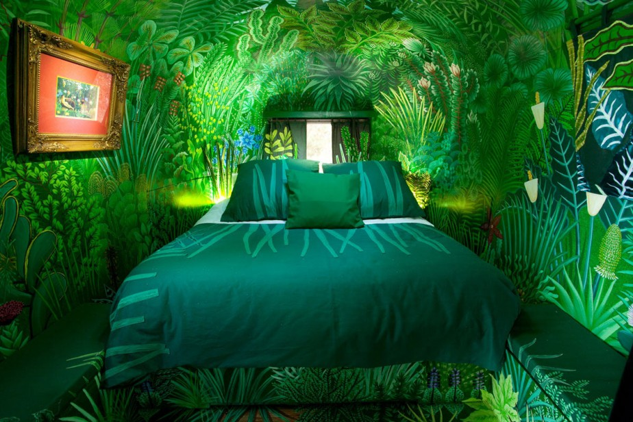 How To Create A Jungle Theme For Your Little Ones Bedroom