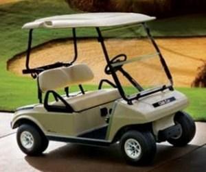 Club Car Golf Carts DS Model | Club Car Year & Model