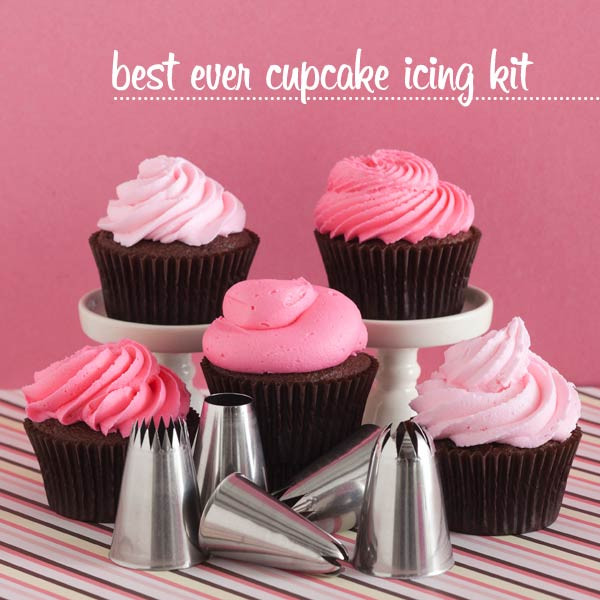 Best-Ever Cupcake Icing Kit
