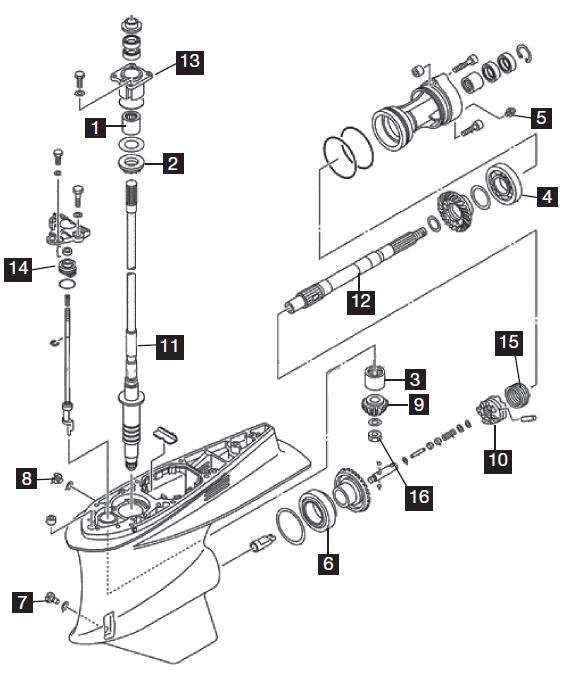 Yamaha 300 Hpdi Wiring Nemahpdi Cita Asia