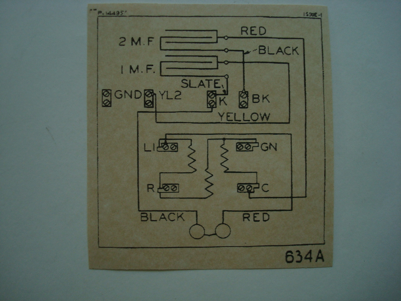 634 Subset Ringer Wiring Diagram Glue On