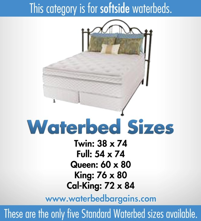 Soft Side Waterbed