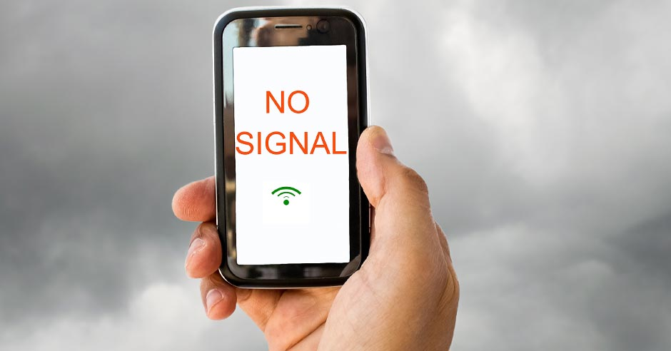 8 Reasons Why Cell Phone Signals Suddenly Go Bad
