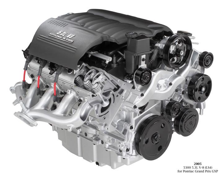 LS4 5300 V8 Engine  Milzy Motorsports