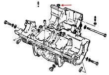 Suzuki OEM Engine Case ORing GS1100GS1150