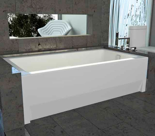 Zora Bathtub Alcove Skirted Zen Bathworks