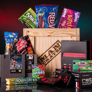 The Retro Gaming Man Crate