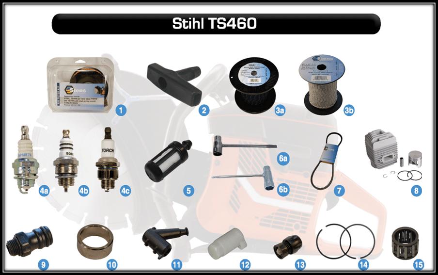 Stihl Ts420 Parts Diagram Pdf