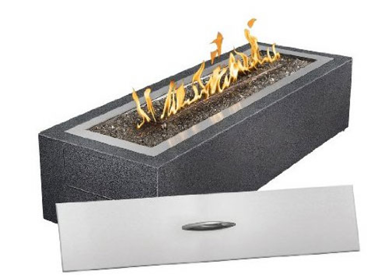 Napoleon Linear Patio Flame - GPFL48MHP - The Fire Pit Store on Outdoor Gas Fireplace For Deck id=80076