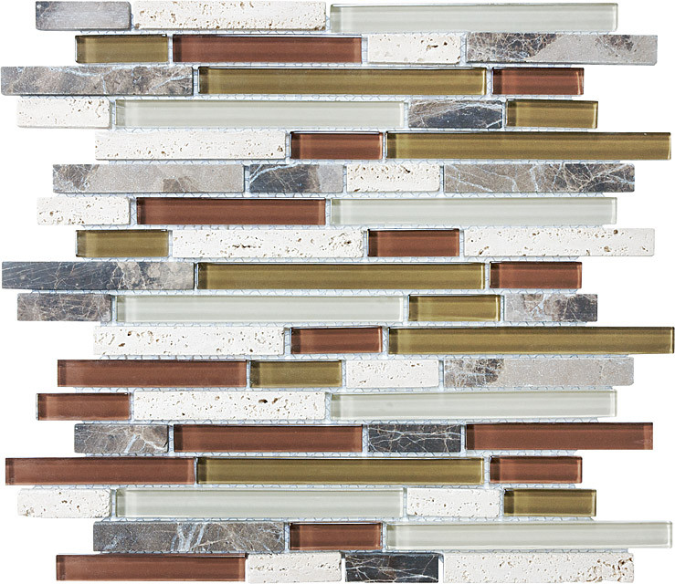 https www worldclasstiles com cabernet bliss collection by anatolia tile stone staggered glass stone linear blend mosaics