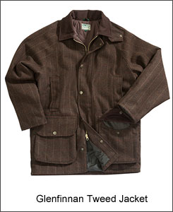 Hoggs Glenfinnan tweed jacket