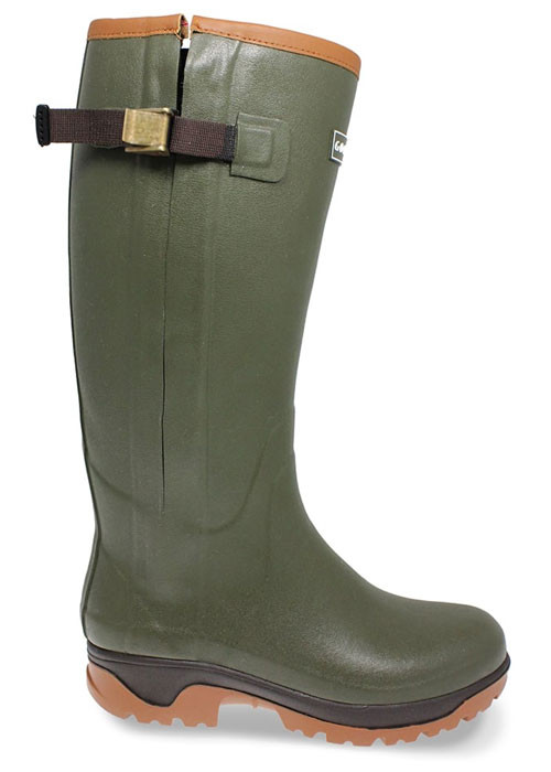 Goodyear Delta Zipped Wellington Boot